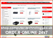 Computer Technology Online Shop
